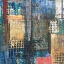cityscape series, no. 9 by michele southworth