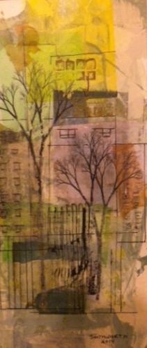 Pocket Park by Michele Southworth
