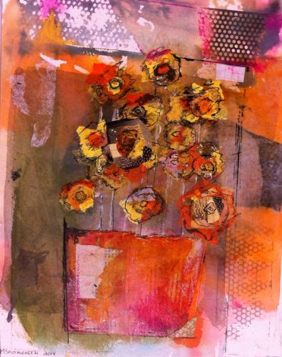 Poppies by Michele Southworth