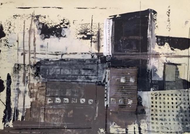 #6 cityscape series by michele southworth